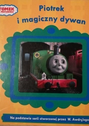 Okładka książki Piotrek i magiczny dywan