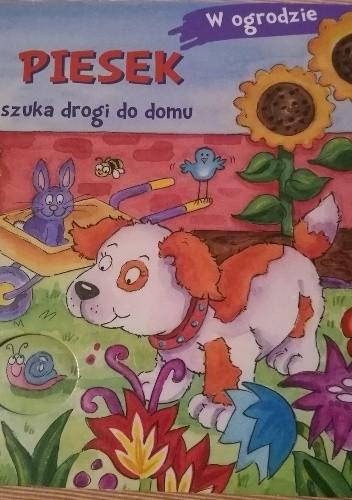Okładka książki Piesek szuka drogi do domu