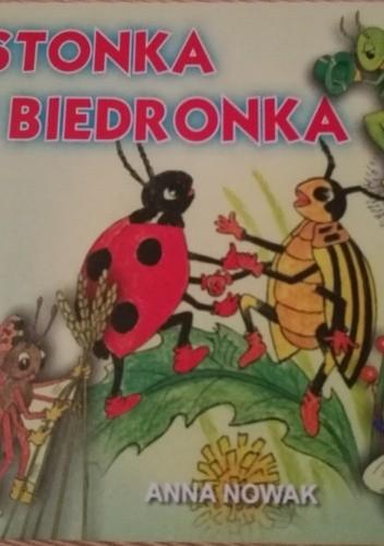 Okładka książki Stonka i biedronka