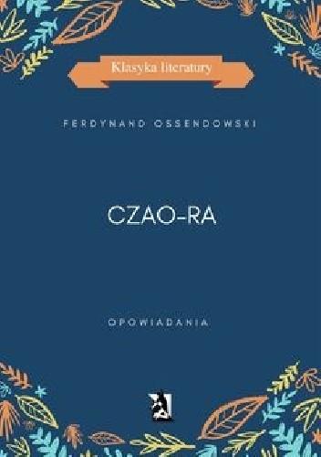Okładka książki Czao-Ra
