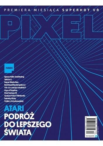Okładka książki Pixel nr 23 (02/2017)