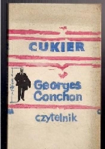 Okładka książki Cukier