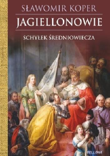 Okładka książki Jagiellonowie