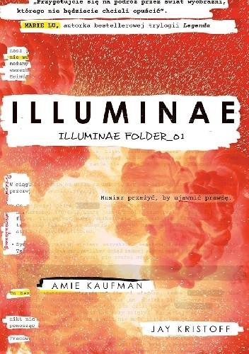 Okładka książki Illuminae. Illuminae Folder_01