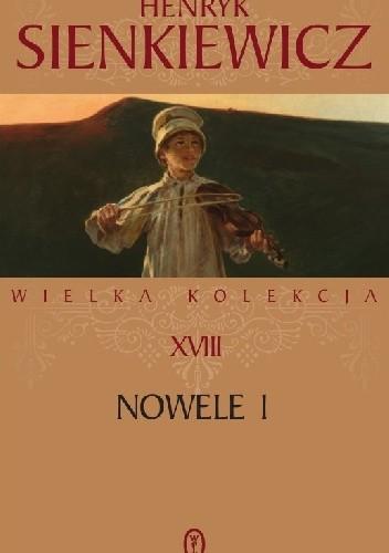 Okładka książki Nowele t. I