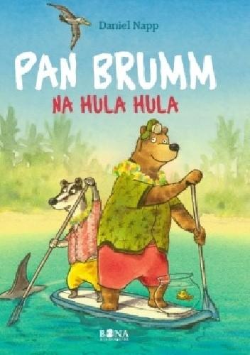 Okładka książki Pan Brumm na Hula Hula
