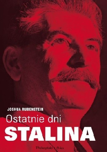 Okładka książki Ostatnie dni Stalina