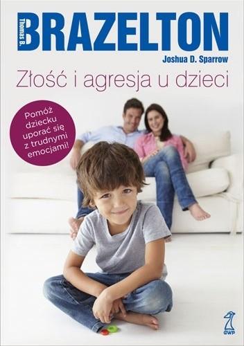 Okładka książki Złość i agresja u dzieci