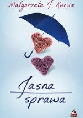 Okładka książki Jasna sprawa
