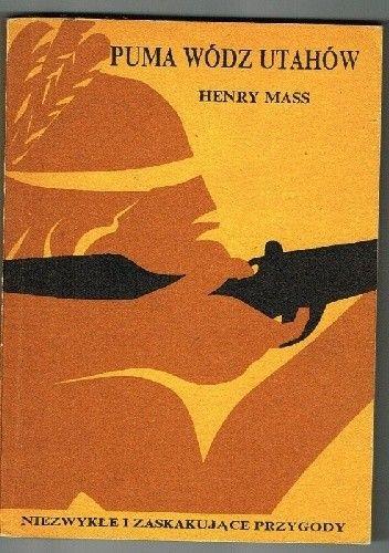 Okładka książki Puma wódz Utahów