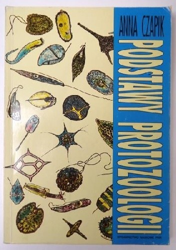 Okładka książki Podstawy protozoologii