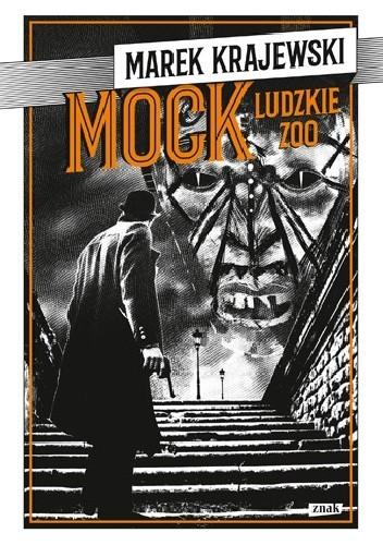 Okładka książki Mock. Ludzkie zoo