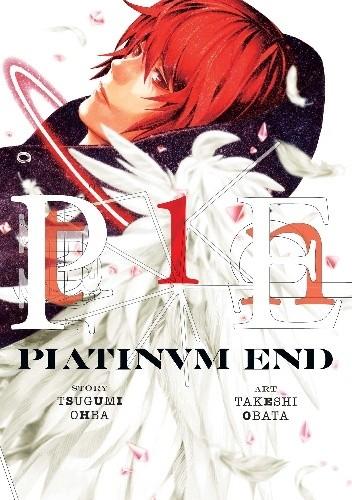 Okładka książki Platinum End 1