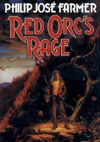 Okładka książki Red Orc's Rage