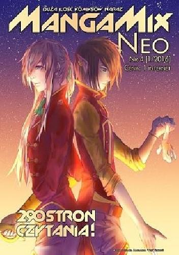 Okładka książki MangaMix Neo 4