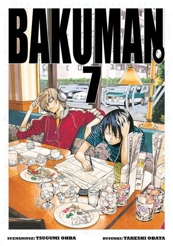 Okładka książki Bakuman #7