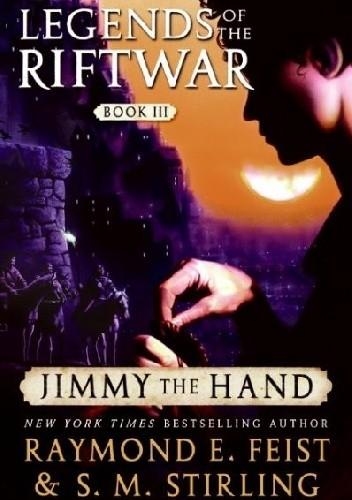 Okładka książki Jimmy the Hand