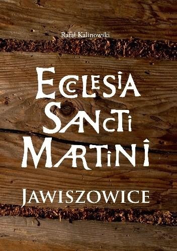 Okładka książki Ecclesia sancti martini