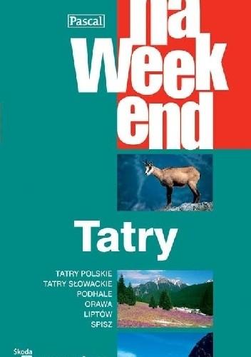 Okładka książki Tatry na weekend