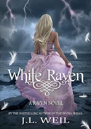 Okładka książki White Raven