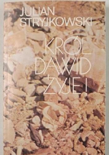 Okładka książki Król Dawid żyje!