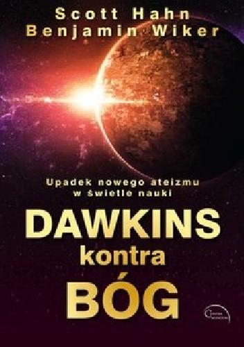 Okładka książki Dawkins kontra Bóg