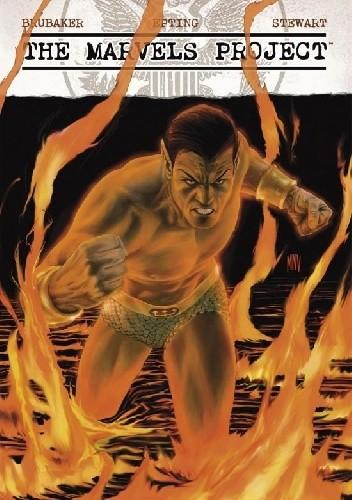 Okładka książki The Marvels Project #3