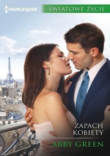 Okładka książki Zapach kobiety