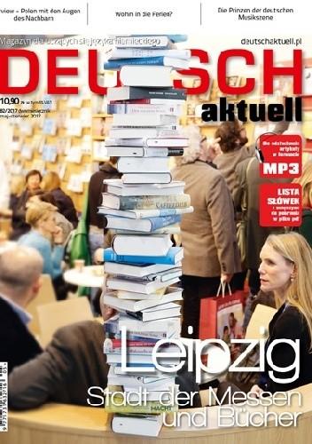 Okładka książki Deutsch Aktuell 82/2017