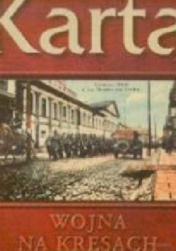 Okładka książki KARTA Wojna na Kresach (61/2009)