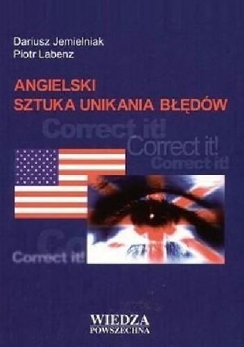 Okładka książki Angielski - sztuka unikania błędów