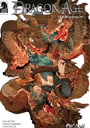 Okładka książki Dragon Age: Zabójca magów #02