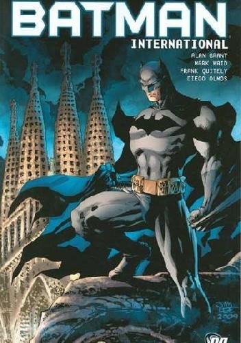 Okładka książki Batman International