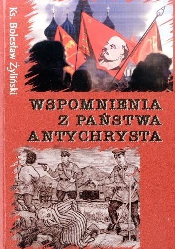 Okładka książki Wspomnienia z państwa antychrysta