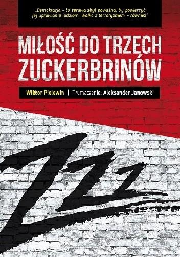 Okładka książki Miłość do trzech Zuckerbrinów