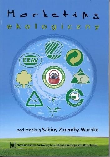 Okładka książki Marketing ekologiczny