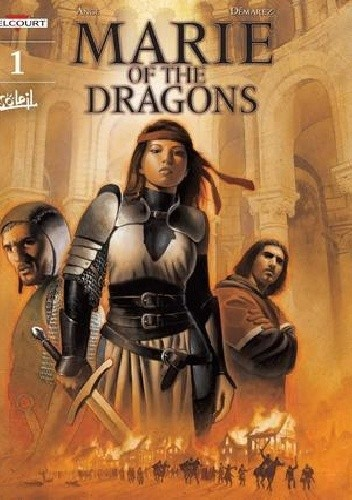 Okładka książki Marie of the Dragons, Volume 1