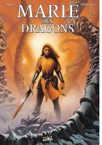 Okładka książki Marie of the Dragons, Volume 3