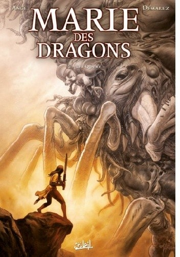 Okładka książki Marie of the Dragons, Volume 5