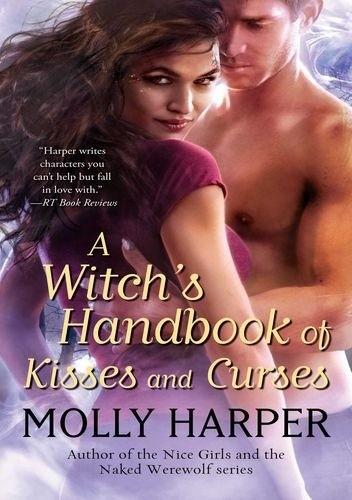 Okładka książki A Witch's Handbook of Kisses and Curses