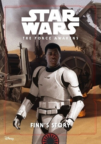 Okładka książki Star Wars The Force Awakens - Finn's Story