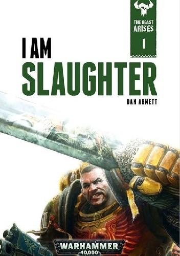 Okładka książki I Am Slaughter