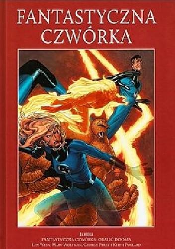 Okładka książki Fantastyczna Czwórka: Obalić Dooma