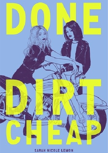 Okładka książki Done Dirt Cheap