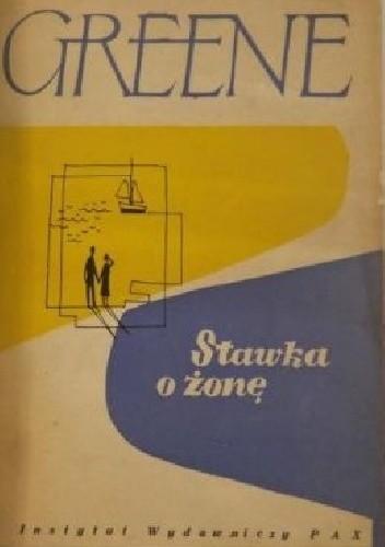 Okładka książki Stawka o żonę