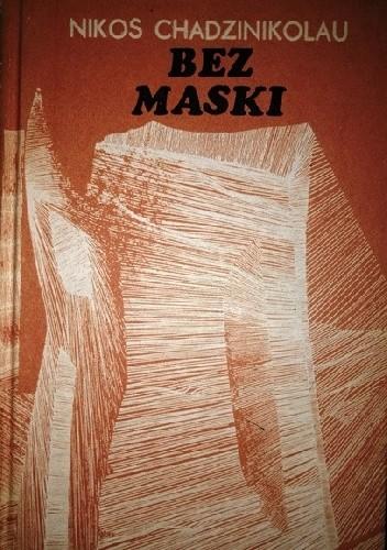 Okładka książki Bez maski