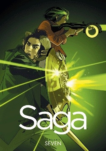 Okładka książki Saga, Volume 7