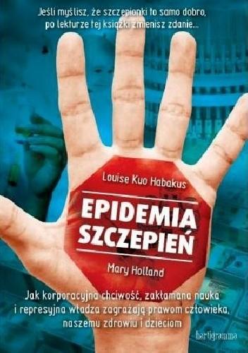 Okładka książki Epidemia szczepień