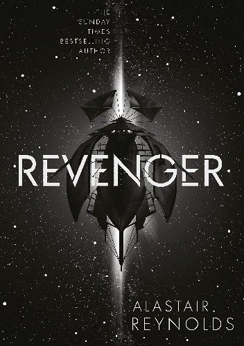 Okładka książki Revenger