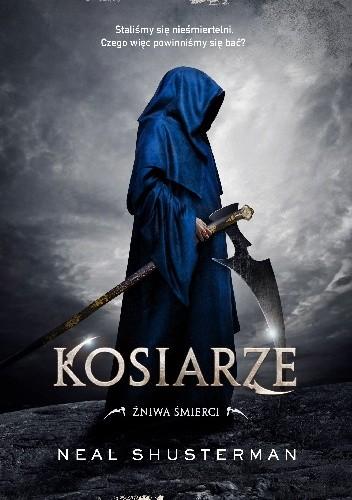 Okładka książki Kosiarze